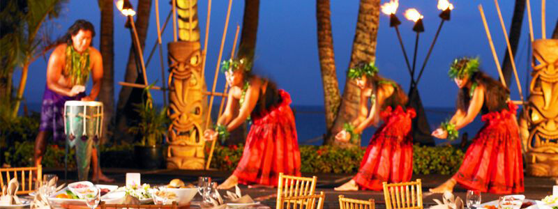 Luau Polynesian Catering Service Miami Fort Lauderdale: Polynesian Catering