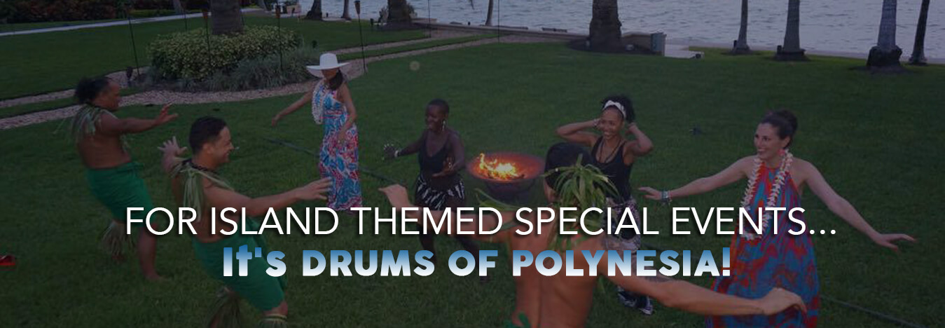 Luau Polynesian Catering Service Miami Fort Lauderdale: Fort Lauderdale Event Planning