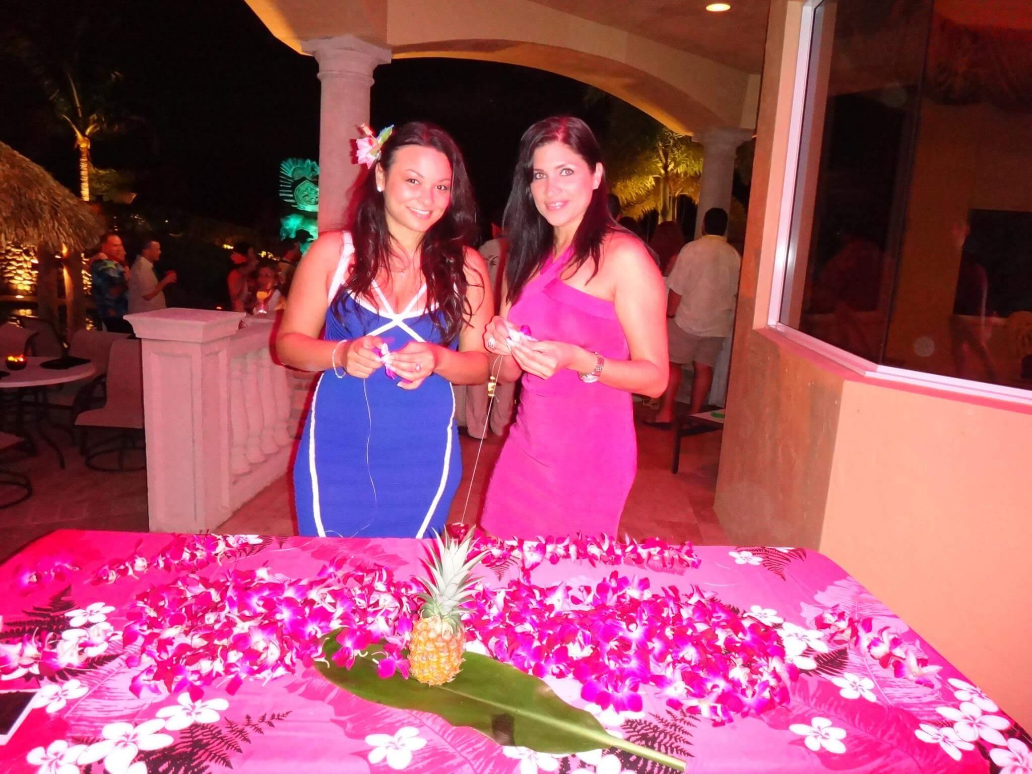 Island wedding ideas