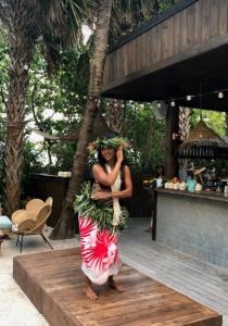 drums of polynesia - LUAU hula